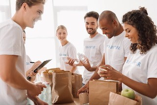 recruiting volunteers is critical for successful charity events and fundraising events