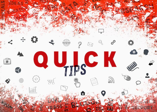 event hosting tips infographic quick tips